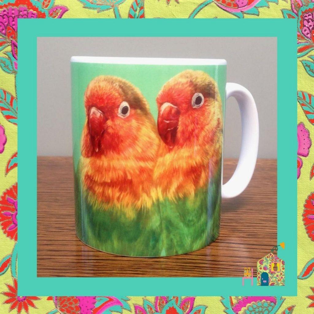 Budgerigardner Mugs